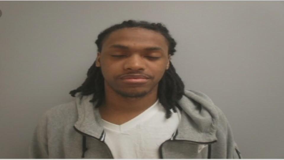 Jacquan Lamont Crowley (source: Louisville Metro CorrectionsO