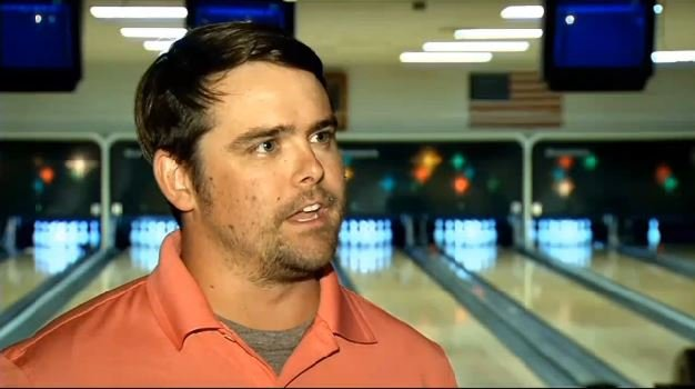 Vernon Lanes general manager Eric Widmayer