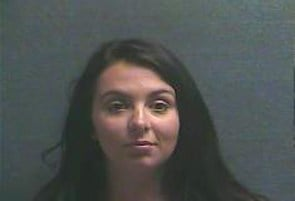 Keely Potts (source: Boone County Detention Center)