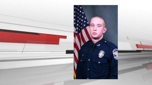 LMPD Officer Kyle Carroll