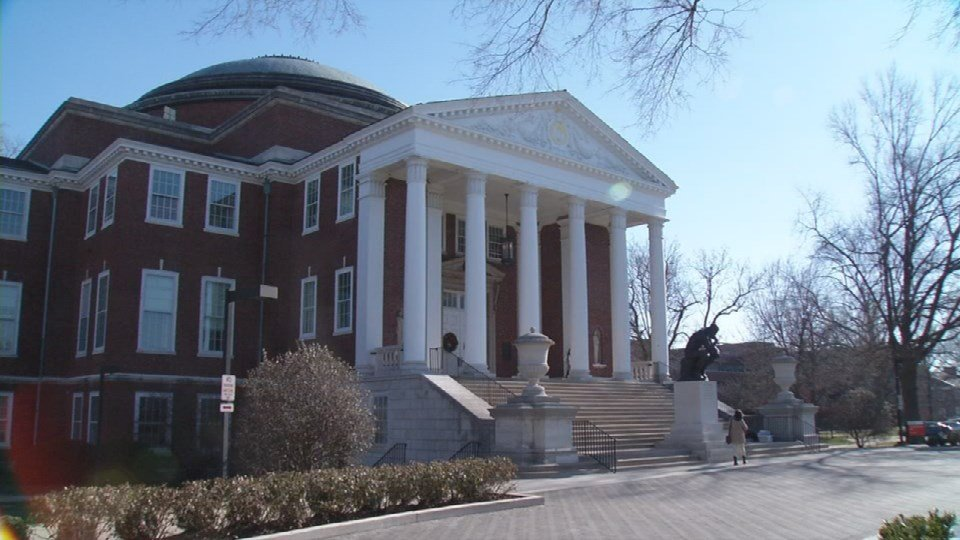 Grawemeyer Hall, University of Louisville