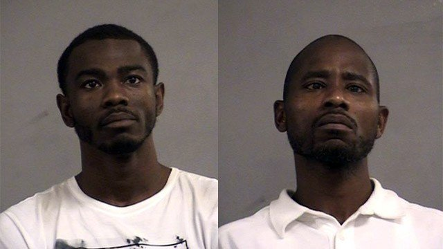 Baker Wadell and Mark Sneed (Source: Louisville Metro Corrections)