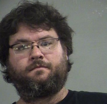 Brian Gipson (source: Louisville Metro Corrections)
