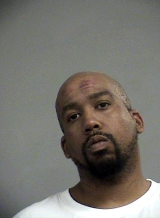 Marcus Crowdus (Source: Louisville Metro Corrections)