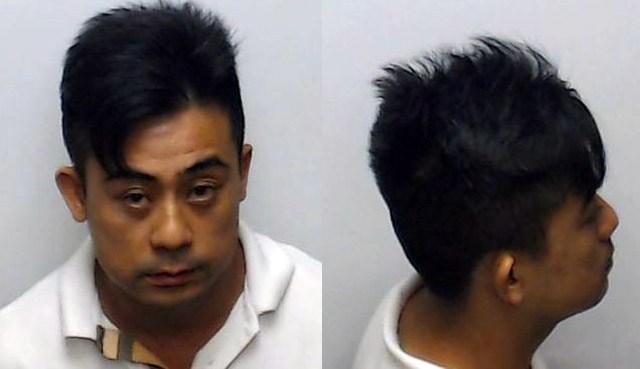 Darren Ngo (Source: Louisville Metro Corrections)