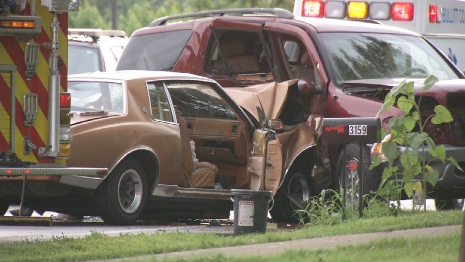 Police are investigating after a fatal crash on east Bluelick Road on the Fourth of July.