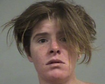 Hannah Murphy (source: Louisville Metro Corrections)