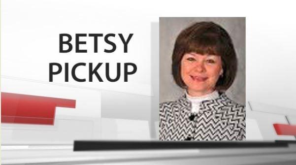 Betsy Pickup (photo courtesy of JCPS)