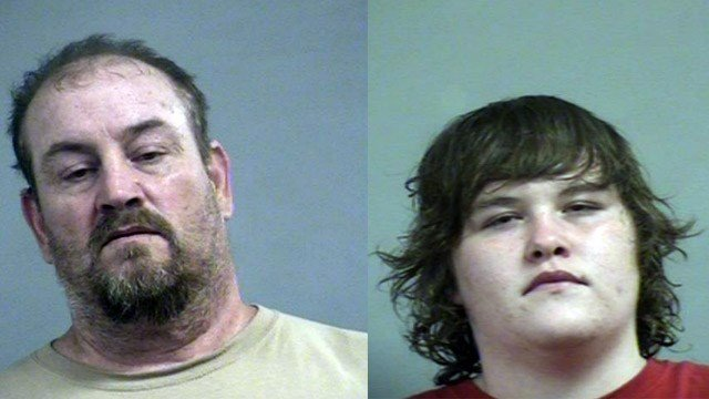 William and Ashley Miles (Source: Louisville Metro Corrections)