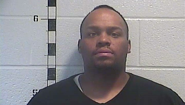 Demar Jones (Source: Shelby County Detention Center)