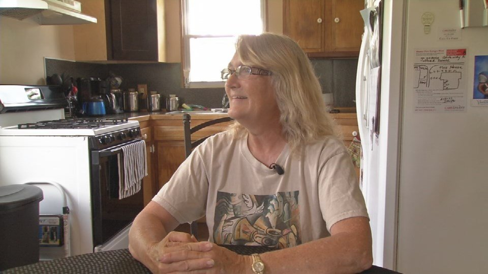 Peg Stephens encourages others to open up their homes to foster vets