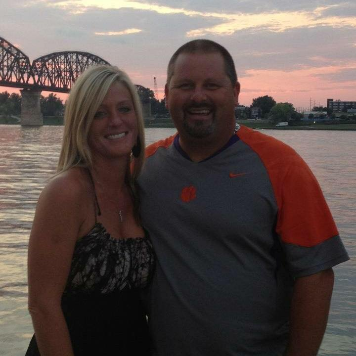 Melissa & Art McMahan (photo courtesy: Facebook)