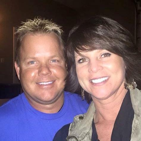 Anthony & Tammy Reece (photo courtesy: Facebook)