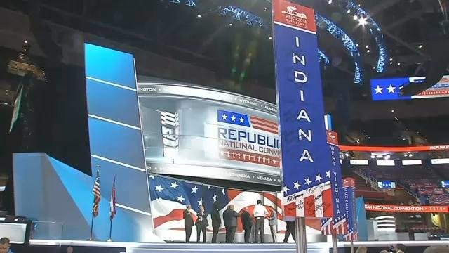 Indiana in spotlight as Gov. Pence prepares to accept VP nominat 41 Louisville News
