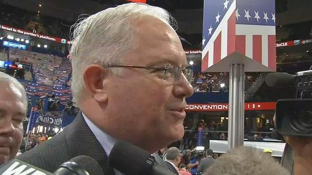 """Indiana GOP Chairman Jeff Cardwell says """"this really is an opportunity for Indiana to be in the spotlight all across the nation."""""""