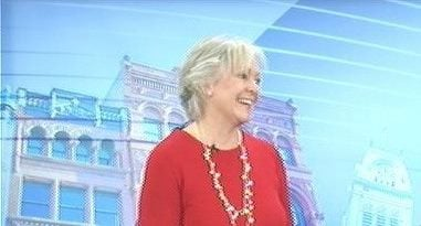 Mary Moseley shown on WDRB in 2012