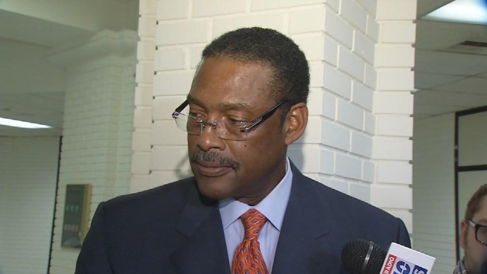 U of L Board of Trustees Chair Pro-Tem Junior Bridgeman