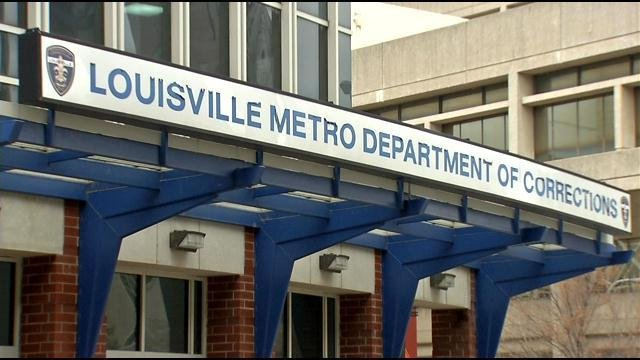 Louisville Metro Corrections in downtown Louisville (WDRB archive)