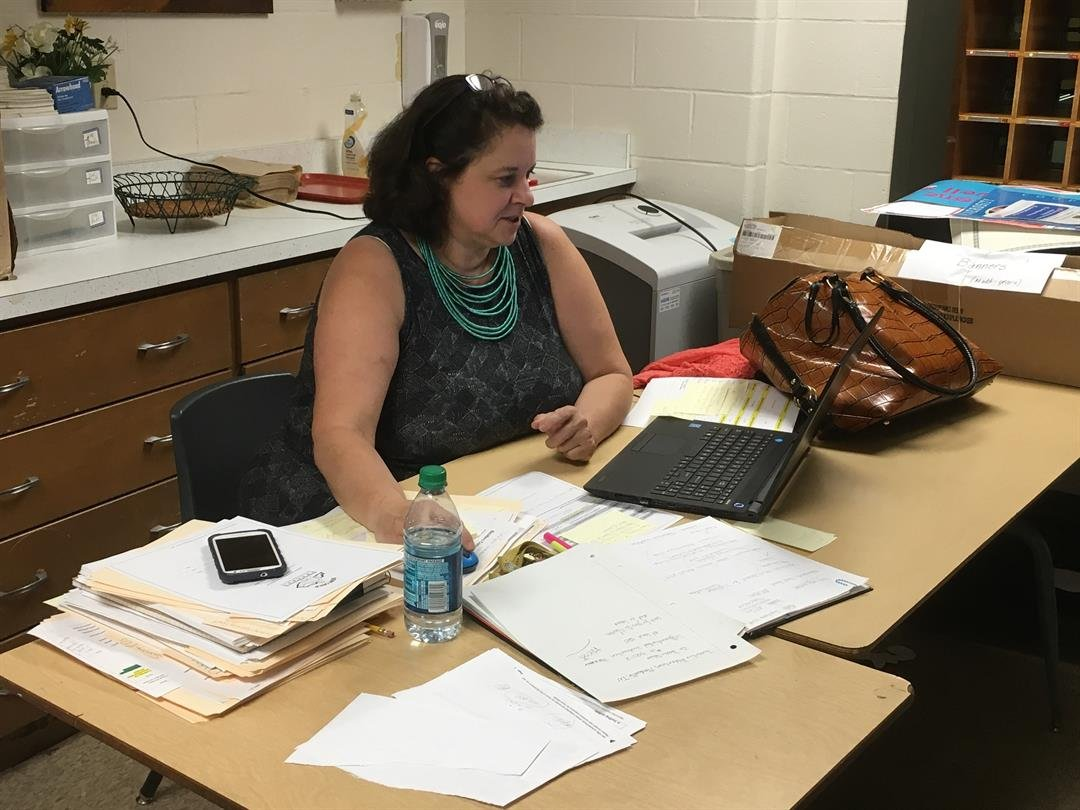 """My job is to ensure that we deliver what we promised to the school board and this community. I am going to make sure it works,"" says Debbie Powers, who was hired as the project manager and will oversee the overhauls at the two schools."