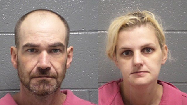 Gregory Wilkerson and Brandi Harmon (Source: Boyle County Detention Center)