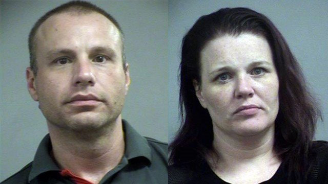 Bryan Greenwell and Jodie Cecil (Source: Louisville Metro Corrections)