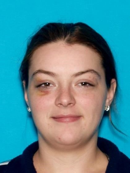 Caitlyn Burchett (Image Source: Oldham County Police Department)