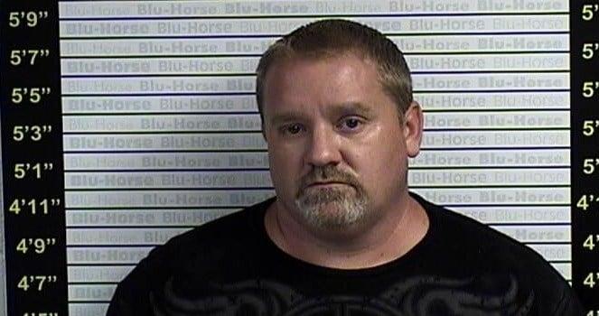 Thomas Elliott (Image Source: Graves County Jail)