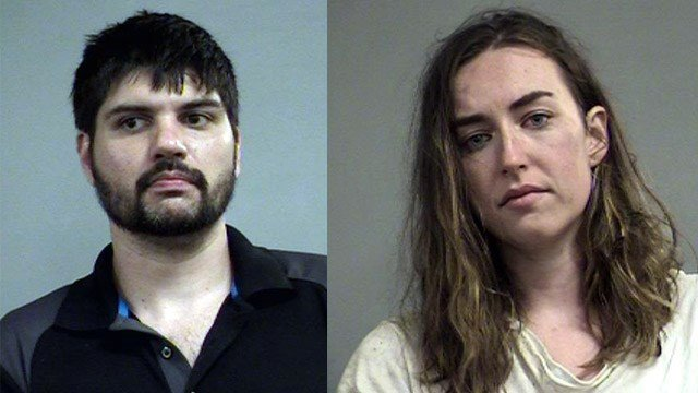 Perry Smith and Jodie Wilson (Source: Louisville Metro Corrections)