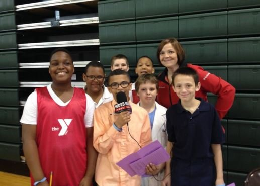 Career day at Breckinridge-Franklin Elementary School
