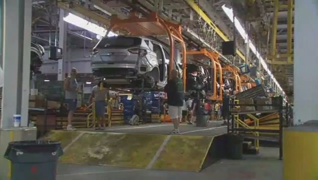 The Ford Escape is made at Louisville Assembly Plant off Fern Valley Road.