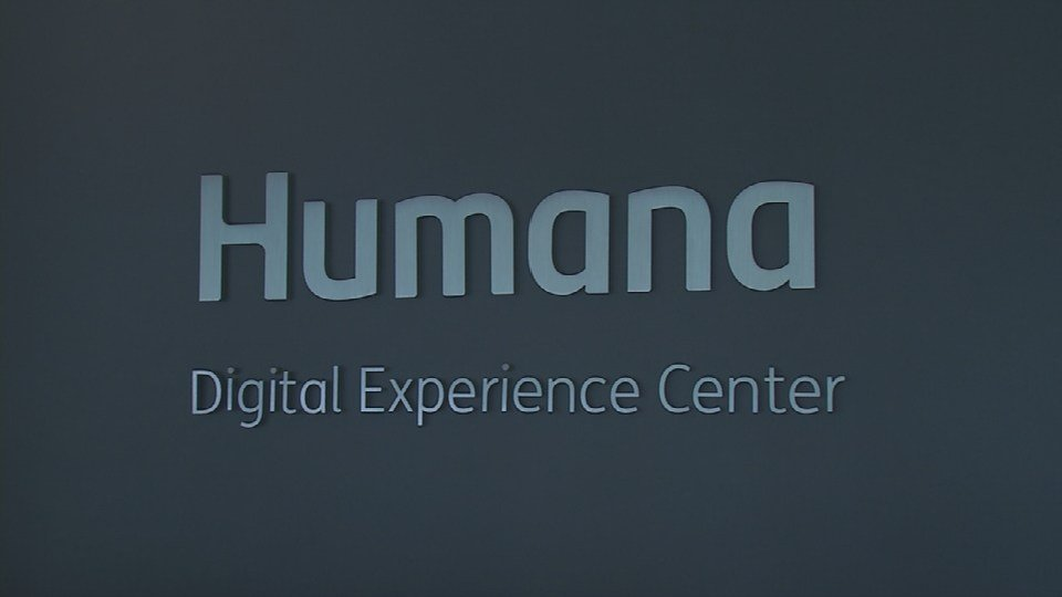 Humana has a Digital Experience Center in downtown Louisville, Ky.