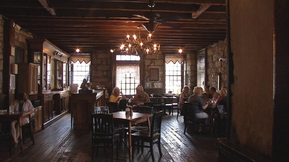 Customers have been coming to the Talbott Tavern since before Bardstown was founded.