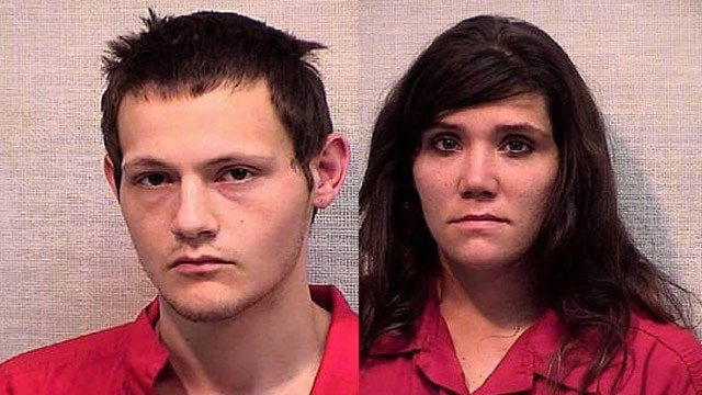 William Johnson and Natasha Owens (Source: Jackson County Detention Center)