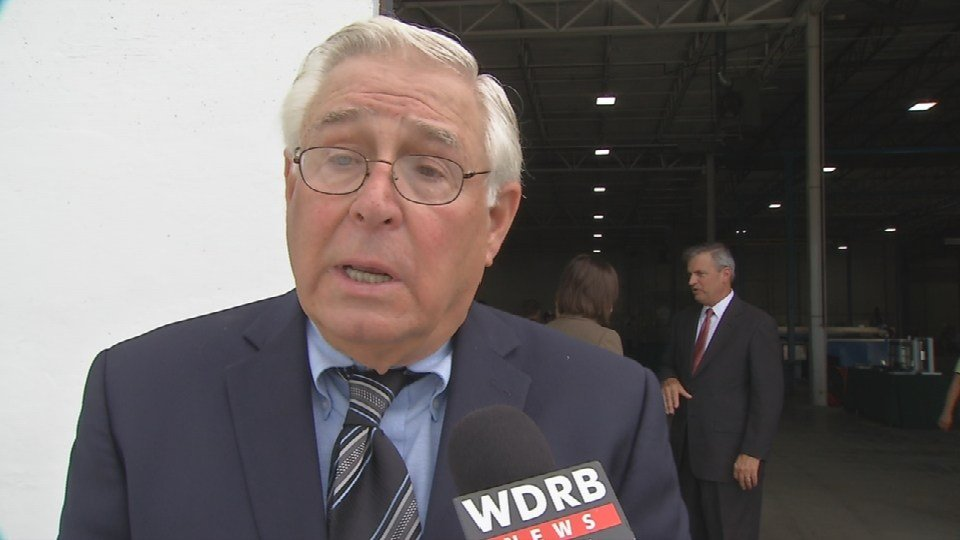 Bill Stone, president of Louisville Plate Glass