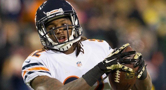 Senorise Perry has been a valuable member of the Chicago Bears' special teams.