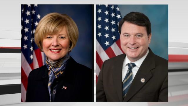 GOP US Reps. Rokita, Brooks back on ballot