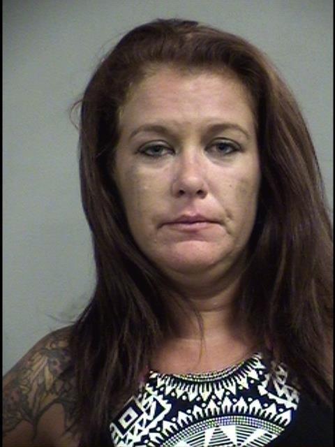 Nicole Welker (Image Source: Louisville Metro Corrections)