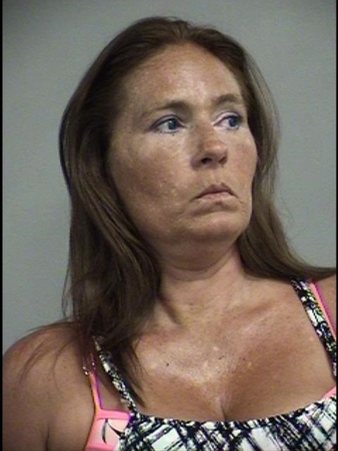 Shawda Barnes a.k.a. Shawna Clark (Image Source: Louisville Metro Corrections)