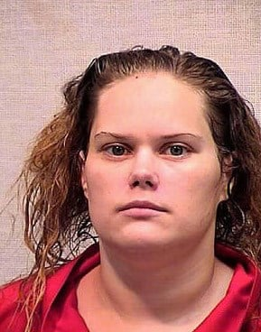 Christina Tucker (Source: Jackson County Detention Center)