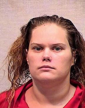 Christina Tucker (Source: Jackson County Detention Center)