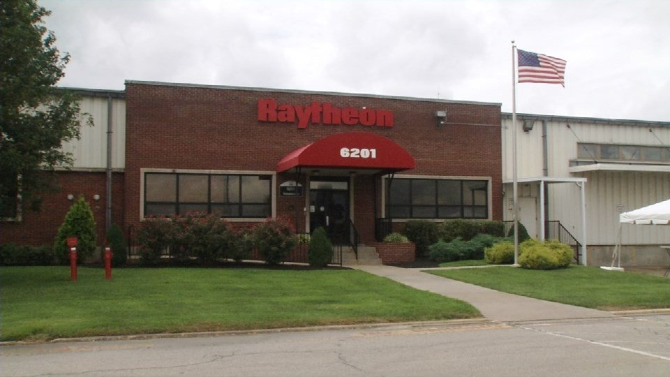 Raytheon's south Louisville plant