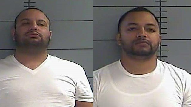 Cid Alvaro and Junior Guzman (Source: Oldham County Detention Center)