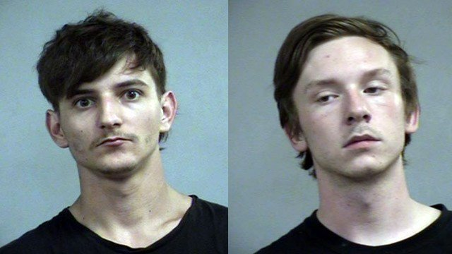 Alexander Phelps and Matthew Marshall (Source: Louisville Metro Corrections)