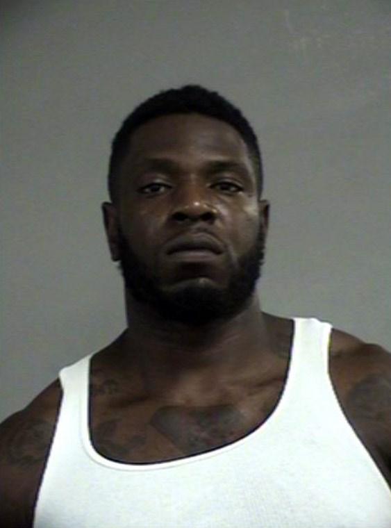 Nathaniel Harris (Source: Louisville Metro Corrections)