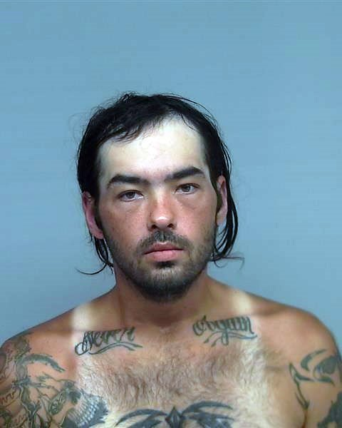 Raymond Cain (Source: Floyd County Prosecutor's Office)