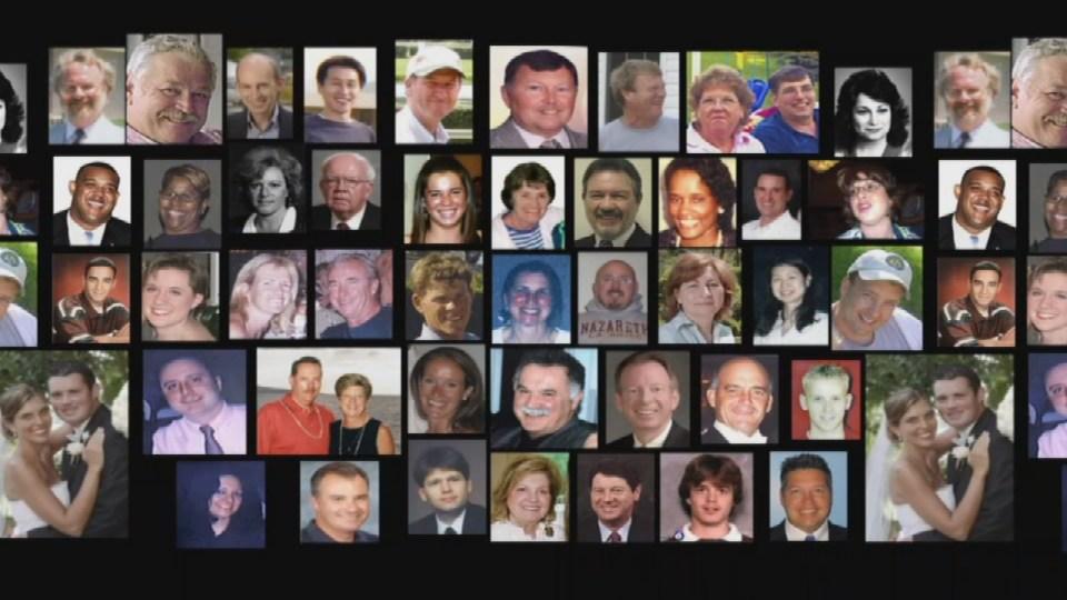 Flight 5191 victims