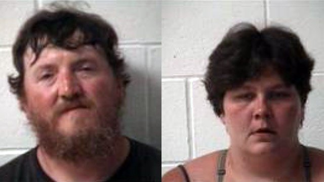 Marion Hayes and Ashly Phillips (Source: Scott County Detention Center)