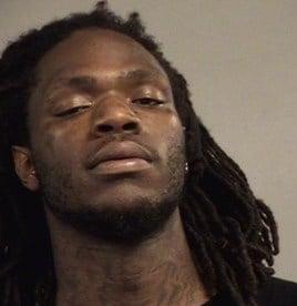 Jimmy Jackson III (source: Louisville Metro Corrections)