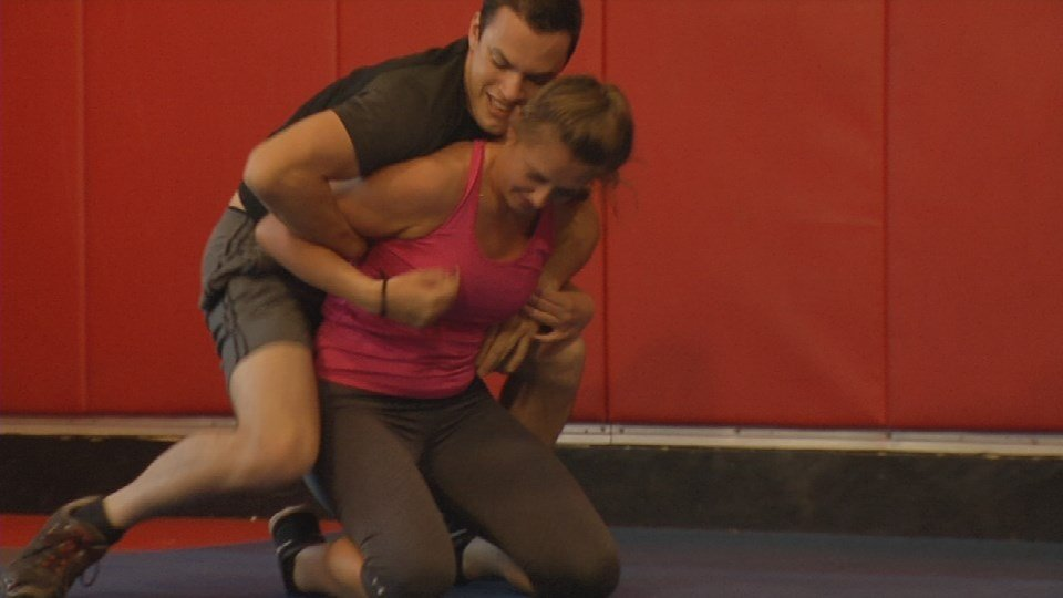 Self-protection class Core Combat Sports