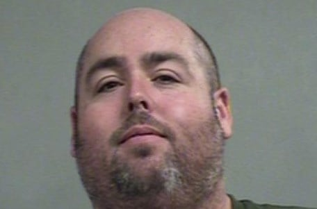 Bartley Gorman (source: Louisville Metro Corrections)